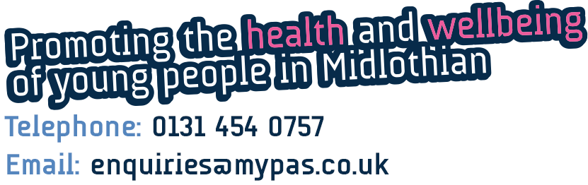 Promoting the health and wellbeing of young people in Midlothian